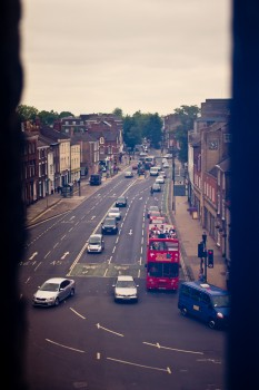From the top of Michlegate Bar