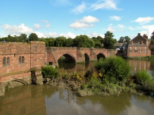 Chester's most attractive bridge