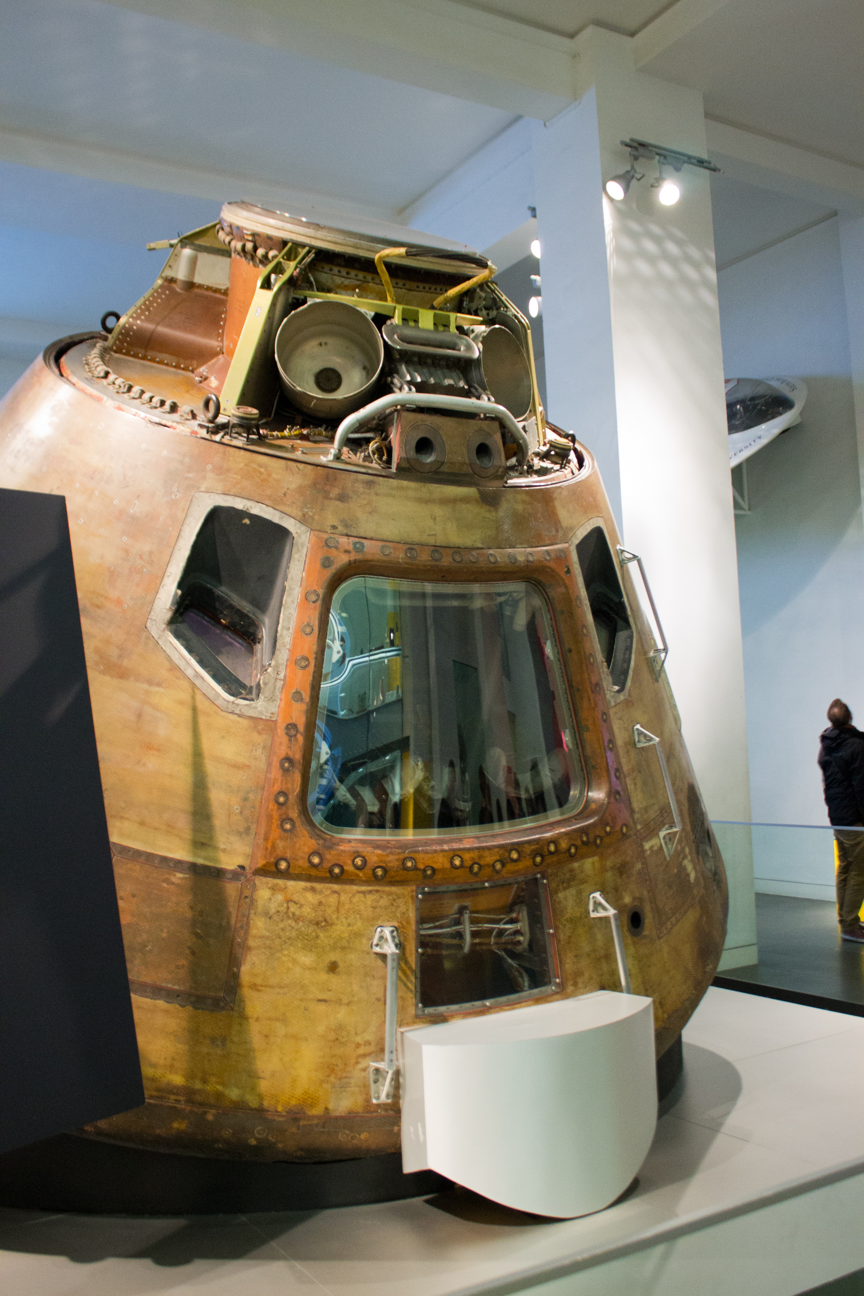 Apollo 10 Command Module ~ ian-scott.net