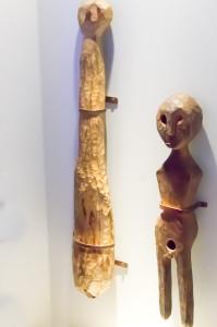 A reproduction of the Dagenham Idol