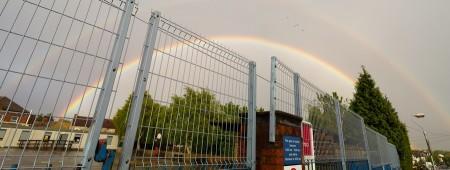 Complete Arc Double Rainbow