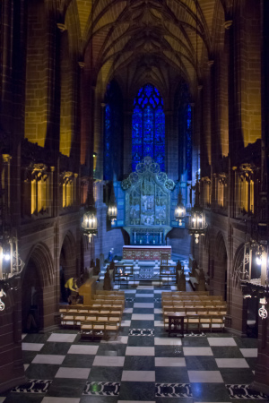 My favourite part of the Anglican Cathedral