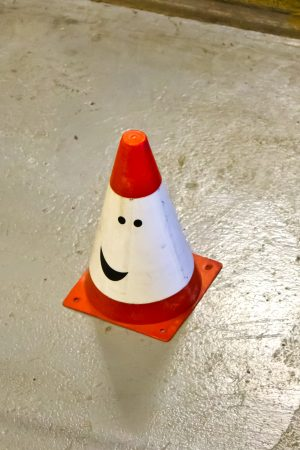 Happy Little Cone