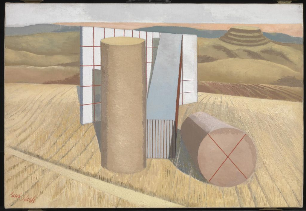 Equivalents for the Megaliths 1935 by Paul Nash 1889-1946