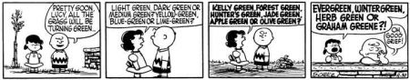 Peanuts Strip