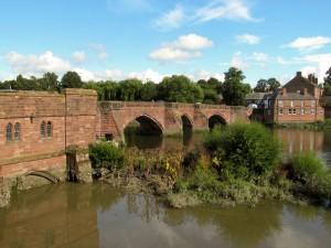 Chester's most attractive bridge