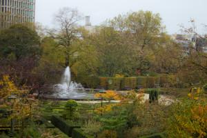 Botanique parkland