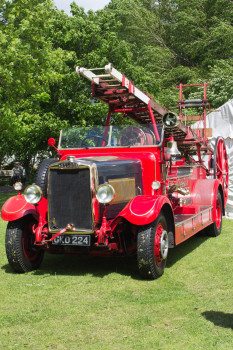 Back to the fire engine
