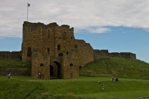 The castle on the headland