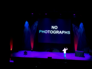 No photographs people