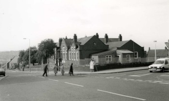 A view of the infants from 1984