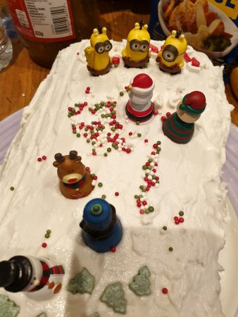 Minion Christmas Games